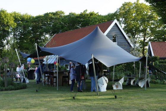 Tent Overkapping Tuin : Hier koop jij deze prachtige stretchtent overkapping de